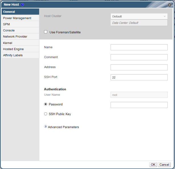 Installing RHV 4 1 Self Hosted Engine on six Lenovo Servers – Markus